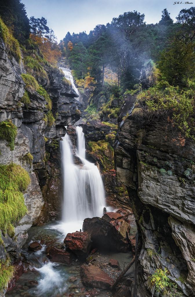 Cascadas de Lalarri