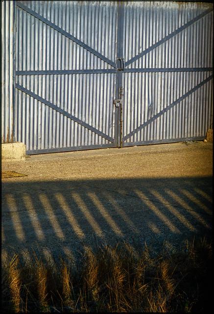 Shadow & Gate, Isle of Dogs, Tower Hamlets, ca1980 8x-london-2-Edit_2400