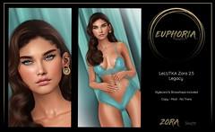 EUPHORIA Shapes - ZORA Shape ( LeLUTKA Zora 2.5 )