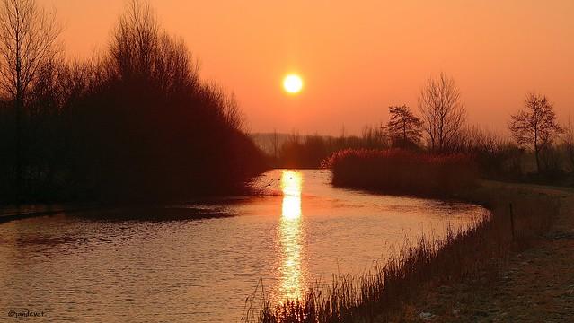 Sunrise Binnenveld.