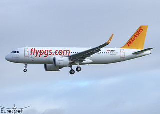 F-WWBK / TC-NCR Airbus A320-251N Pegasus s/n 10149 - First flight -* Toulouse Blagnac 2021 *