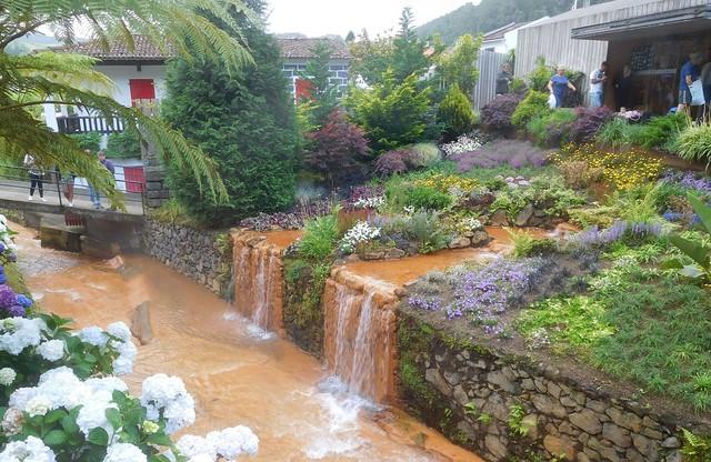 Azoren - Sao Miguel Furnas Poça da Dona Beija