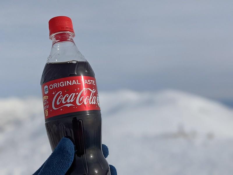雪山コーラ