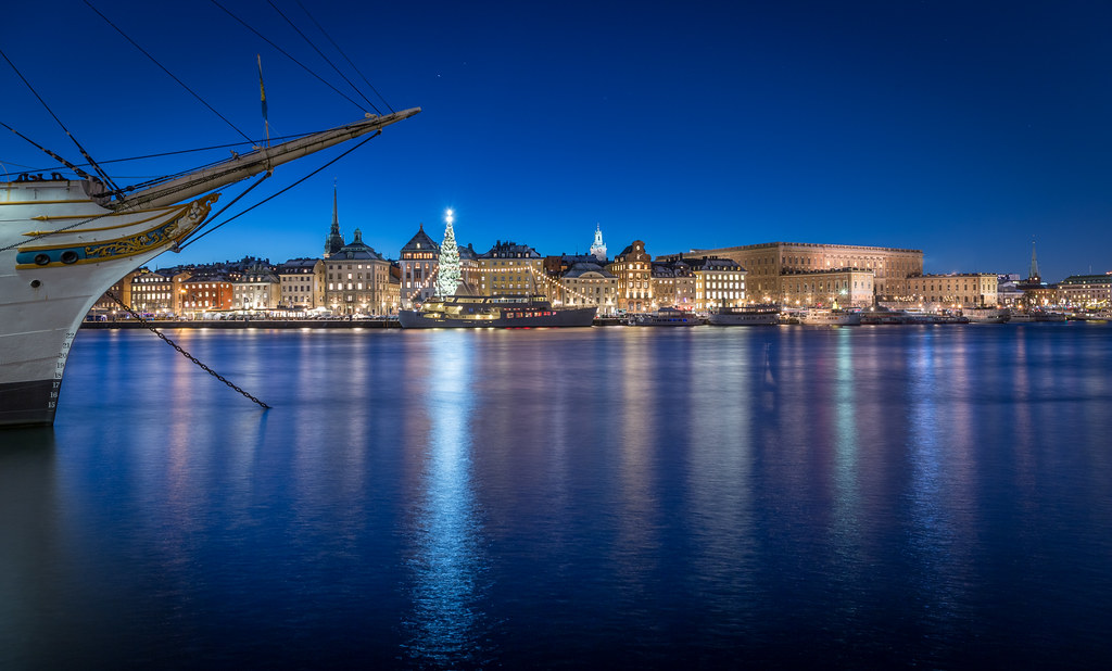 Stockholm winter blues