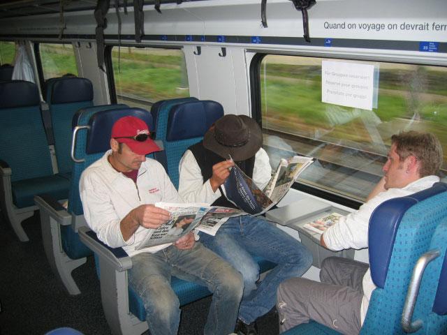 2004 - Turnfahrt