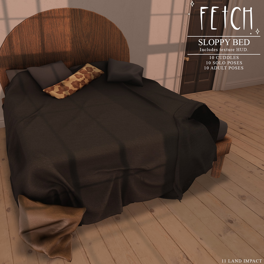 [Fetch] Sloppy Bed @ Fifty Linden Friday
