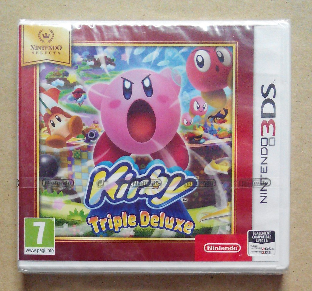 [VDS] Kirby Triple Deluxe 3DS 50835499432_b48be18fc3_b