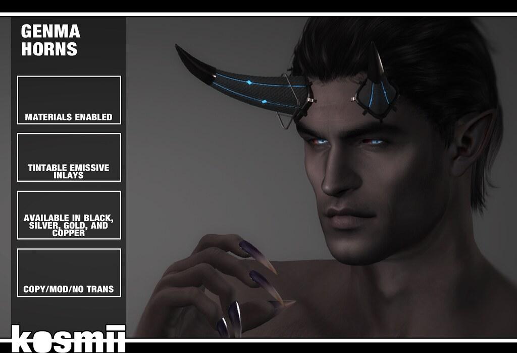 kosmii :: Genma Horns
