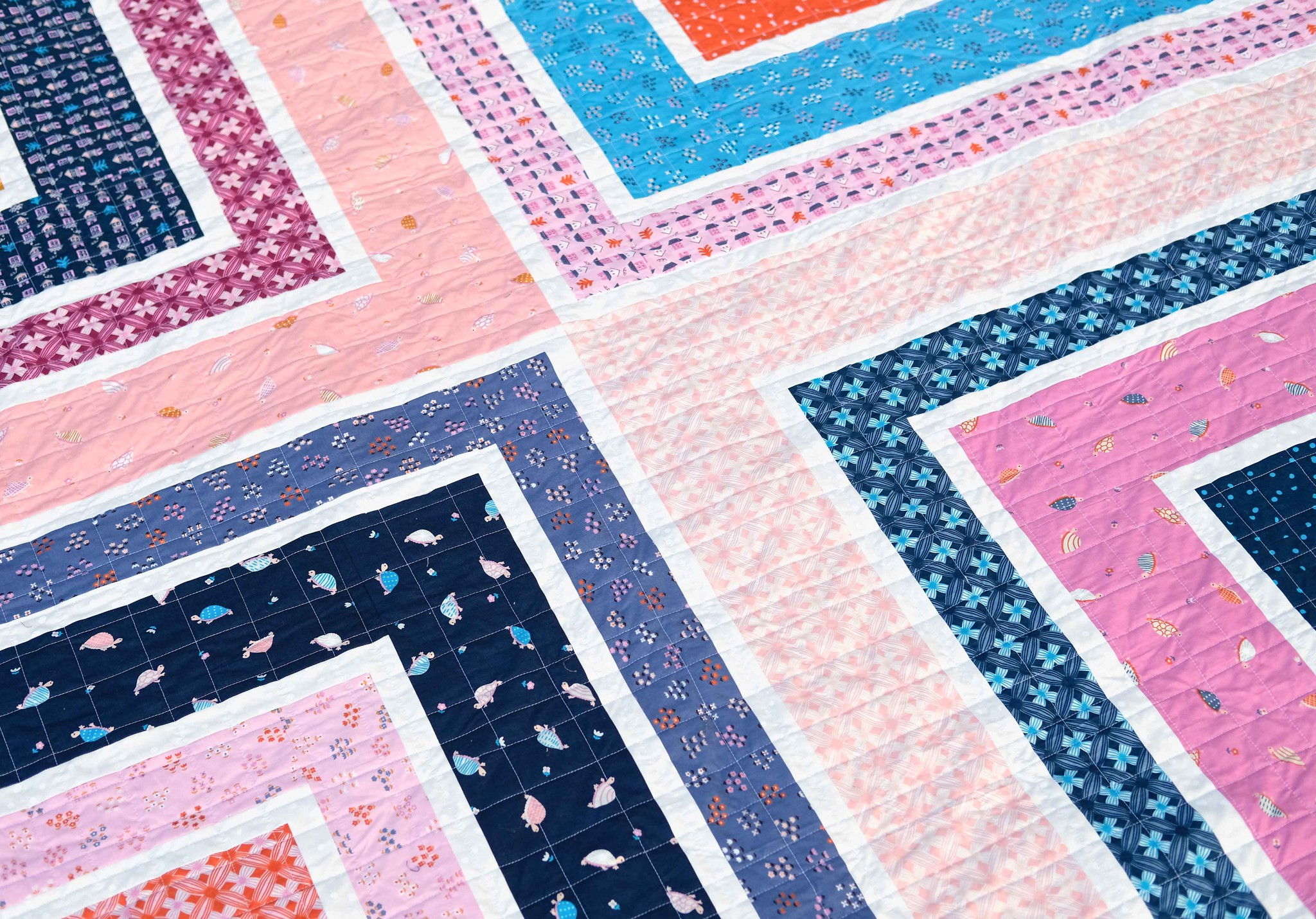 The Sylvie Quilt - Kitchen Table Quilting