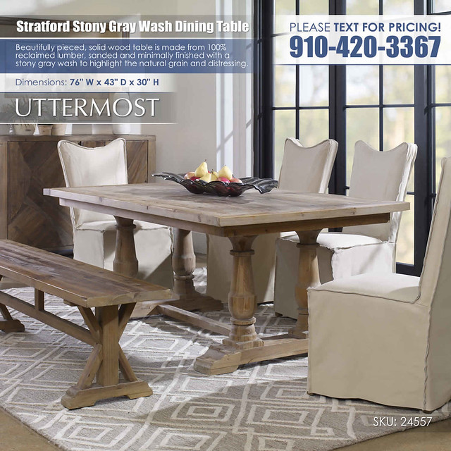 Stratford Dining Table_Uttermost_24557
