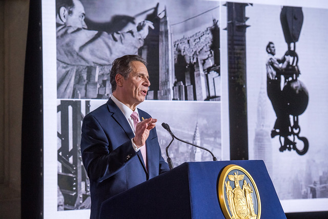 Day Four - Governor Cuomo Outlines 2021 Agenda: Reimagine | Rebuild | Renew