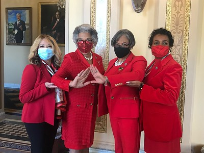 Delta Sigma Theta Sorority Incorporated, 2021 Founders Day