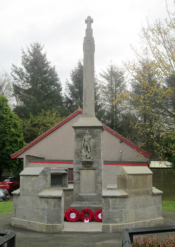 Markinch War Memorial 2019