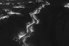 Winding road | Kaunas aerial