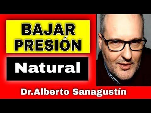 Cómo BAJAR la PRESIÓN arterial alta de forma NATURAL (en hipertensos)