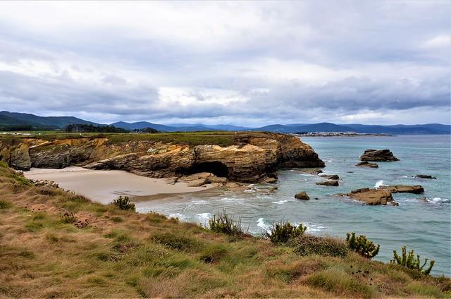 Galicia - Ribadeo - Playa del Esteiro