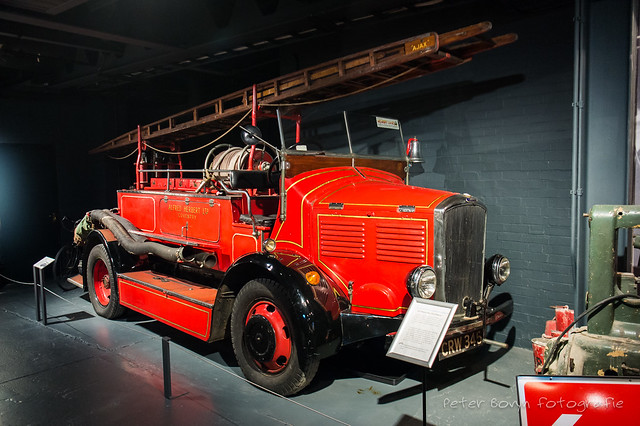 Dennis Ace Fire Engine - 1937