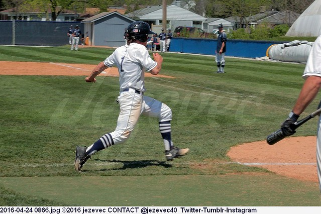 2016-04-24 0866 COLLEGE BASEBALL Georgetown at Butler