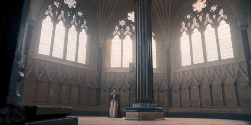 Queen Elizabeth chamber