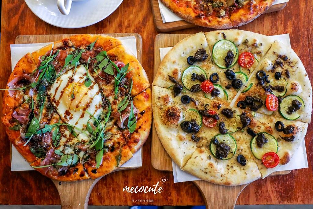 La Bocca,La Bocca 義式手作披薩,La Bocca 義式手作披薩菜單,La Bocca 義式手作披薩評價,中山站披薩,中山站美食,中山站餐廳,台北,台北好吃披薩,台北美食,台北義式披薩 @陳小可的吃喝玩樂