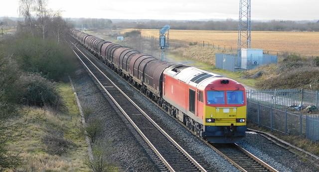 60001 - Wichnor Junction, Catholme, Staffordshire