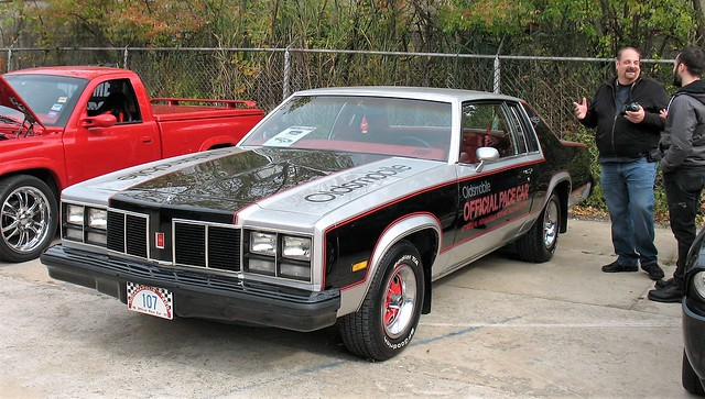 1977 Oldsmobile Indy Pace Car