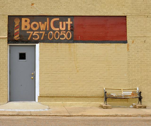 Bowl Cut - Ferriday, Louisiana