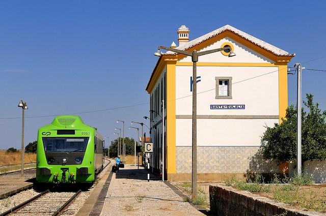 Santa Eulalia, CP 0363