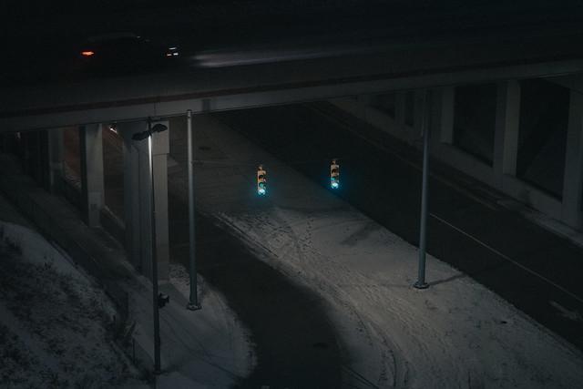 Ionia Underpass