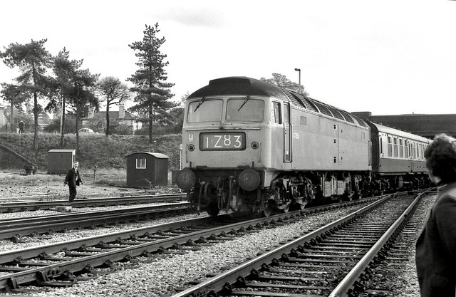 Hereford Herefordshire 19th October 1974