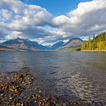 27. September 2020 - 17:51 - Lake McDonald, Glacier National Park