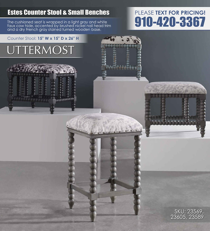 Estes Counter Stool_Uttermost_23569 - 23605 - 23589