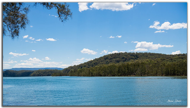 Lake Conjola Estuary