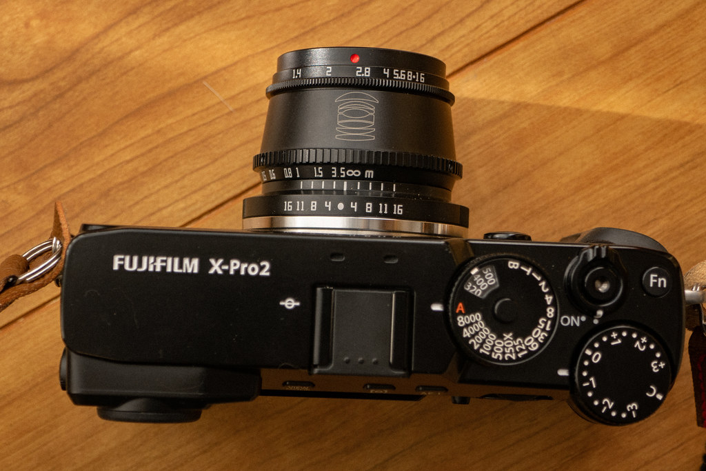 TTArtisan 35mm F1.4C