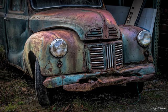 Austin of England Motor Car (Explored)
