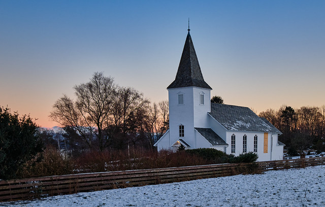 Bjoa Church, Norway