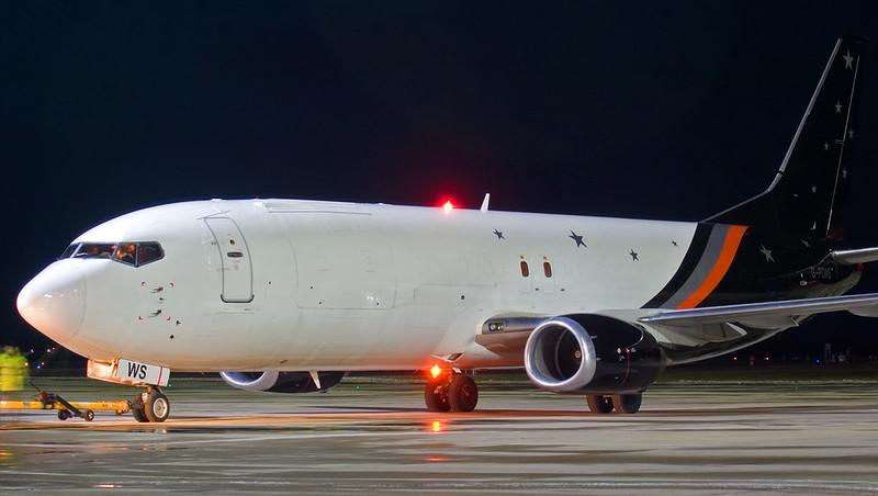 G-POWS Titan Airways Boeing 737-436(SF)