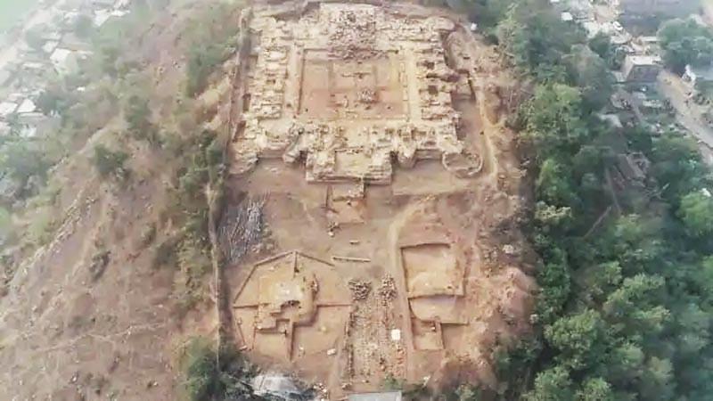 Penemuan Pertama Vihara Bhiksuni di Bukti Dataran Gangga