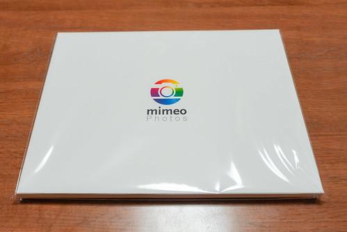 mimeo フォトブック
