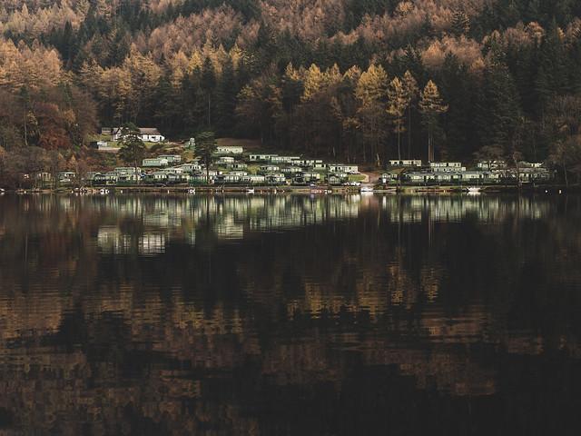Loch Eck Caravan Park - Nov 2020