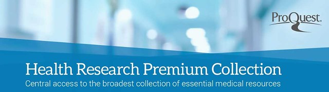 Health Research Premium Collection1