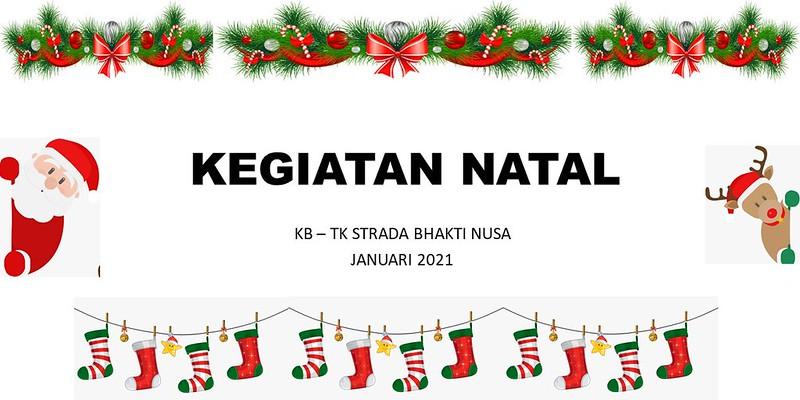 Perayaan Natal 2020
