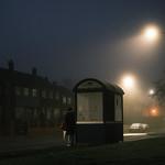 Savick in early morning fog