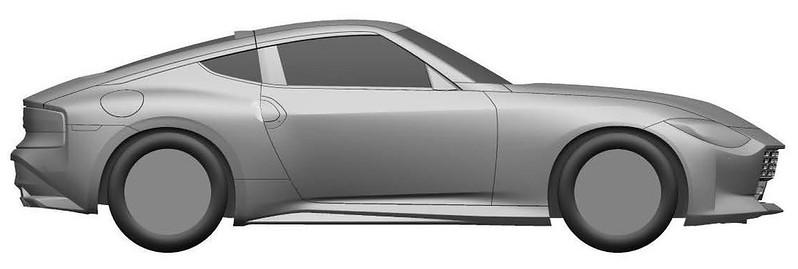Nissan-Z-patent (3)