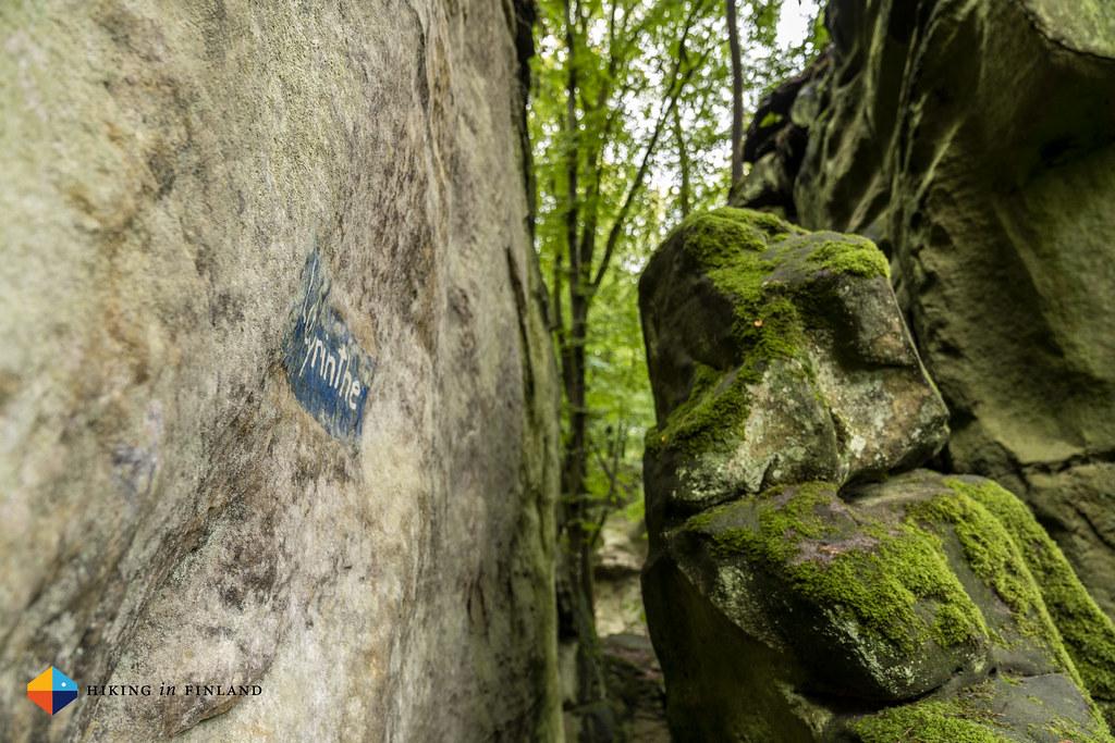 Labyrinth Entry