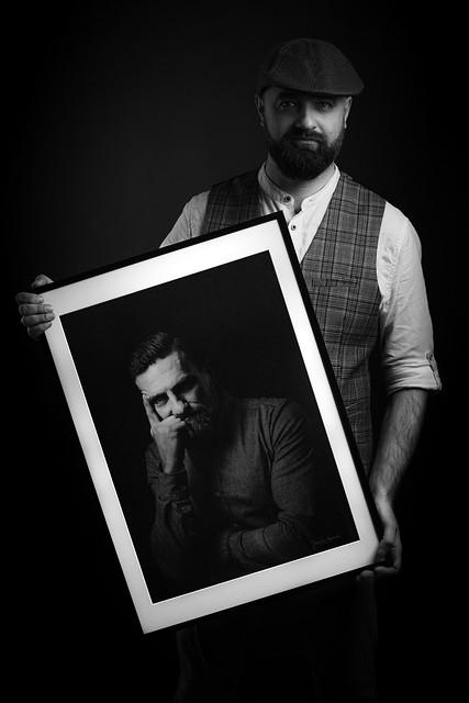 Portret w portrecie :)