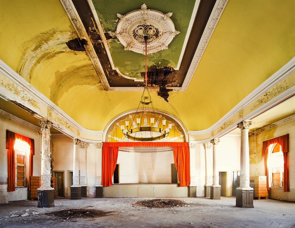 Ballsaal Orange