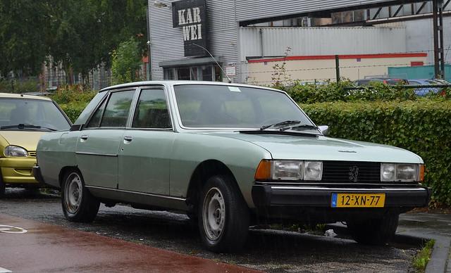 1978 Peugeot 604 12-XN-77