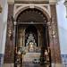 capilla retablo interior Iglesia del Colegio Jesuita en Praça da República Portimao Algarve Portugal 06