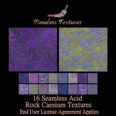 TT 16 Seamless Acid Rock Caesium Timeless Textures